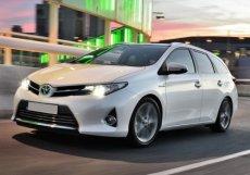 Toyota Auris Kombi Hybrid AUTOMATIC