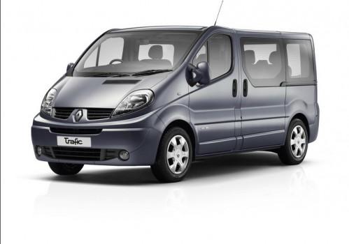 Renault Trafic Long 9 pax