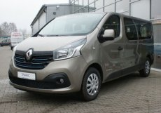 Renault Trafic Long 2.0dci 9-os A/C