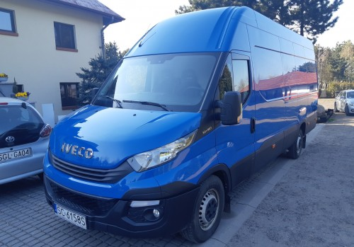 Iveco Daily Maxi 18m3
