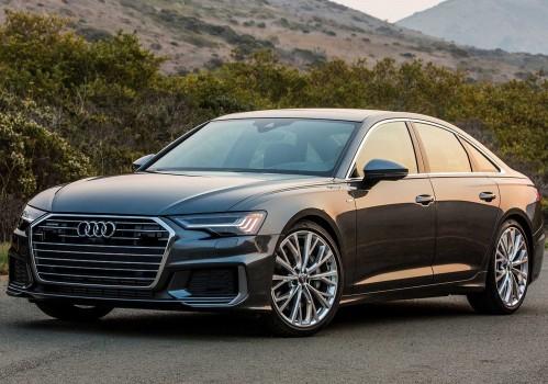 Samochód Audi A6 AUTOMATIC