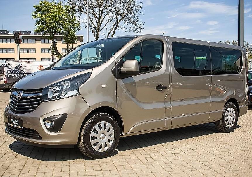 Opel Vivaro Long 2.0cdti 9-os