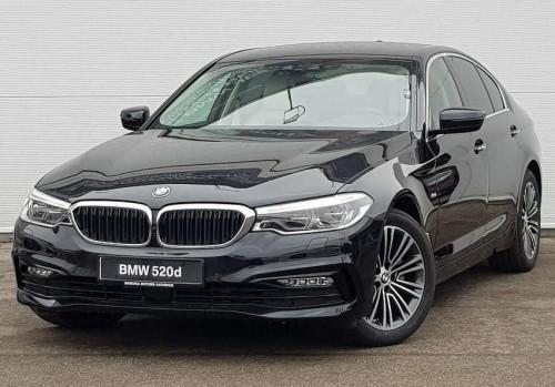 Samochód BMW 5 serie AUTOMATIC